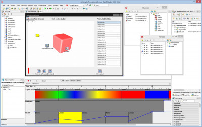 AnimationLab VCL 8.0 screenshot