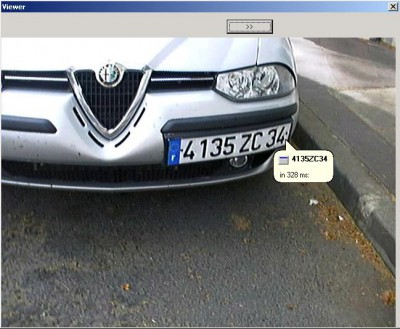 ANPR 1. 0. 10. screenshot