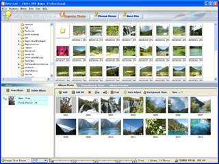 AnvSoft 3GP Photo Slideshow 1.13 screenshot