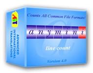 AnyMini L: Line Count Software 4 screenshot