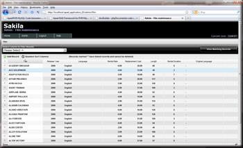 Apeel PHP Code Generator Pro (MySQL Edition) 11.02 screenshot