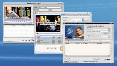 Aplus Video Utilities Suite 16.98 screenshot