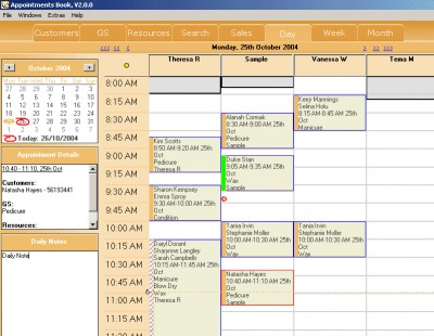 Appointment Book 2.3.4 screenshot
