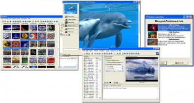 AquaSoft DiaShow 3.6.07 screenshot