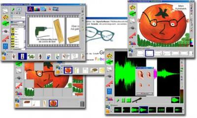 AquaSoft Multimediawerkstatt 2.4.03 screenshot