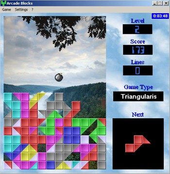Arcade Blocks 1.0 screenshot
