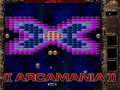 ArcaMania 1.2b screenshot