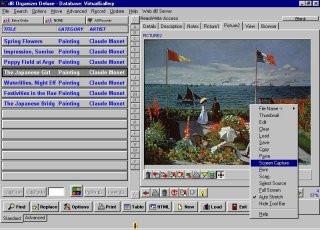 Art, Antiques Organizer Deluxe 4.12 screenshot