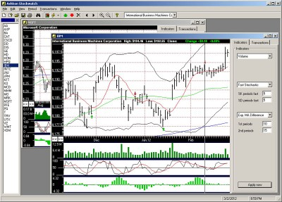 Ashkon Stock Watch 5.2.241 screenshot