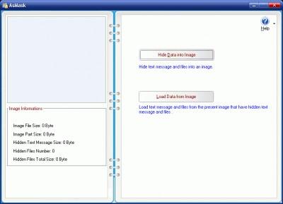 AsMask 2.6 screenshot