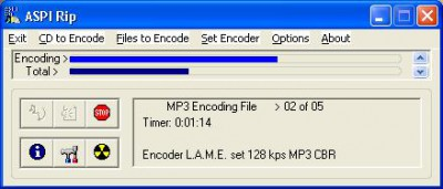 ASPI Rip 4.0.0 screenshot