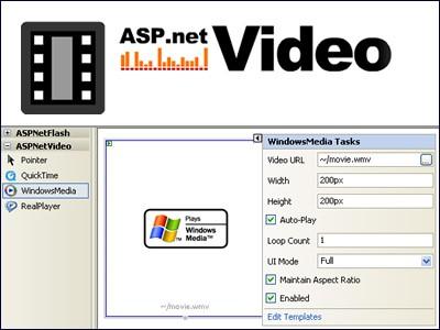ASPNetVideo 2.0 screenshot