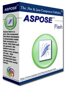 Aspose.Flash 1.1 screenshot