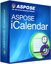 Aspose.iCalendar for .NET 1.2.3.0 screenshot