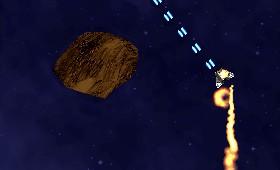 Asteroid ES 0.8 screenshot