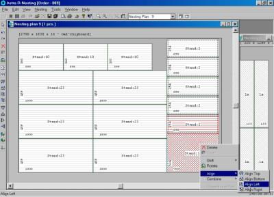 Astra R-Nesting 4.2.0 screenshot