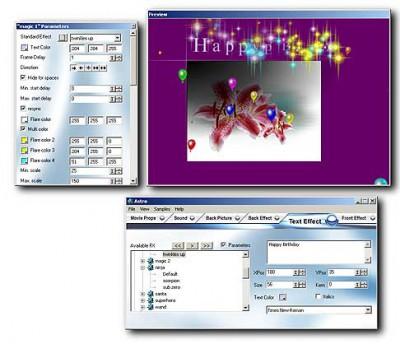 Astro 1.20 screenshot