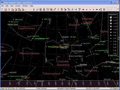 AstroGrav 4.3.1 screenshot
