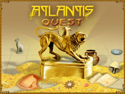 Atlantis Quest 1.4 screenshot