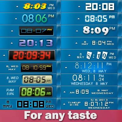Atomic Alarm Clock 6.25 screenshot