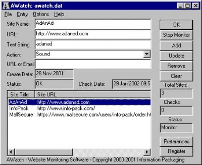 Atomic Watch 1.01 screenshot