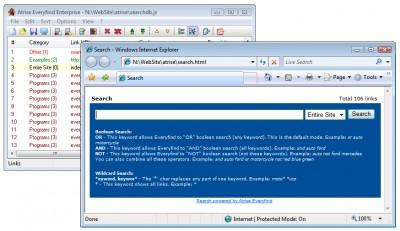 Atrise Everyfind Enterprise 9.3.0 screenshot
