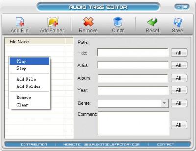 Audio Cutter Joiner 1.00.1 screenshot