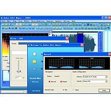 Audio Edit Magic 7.6.0.73 screenshot