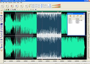 Audio Editor Studio 1.21 screenshot