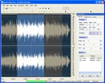 Audio Editor XP 1.40 screenshot
