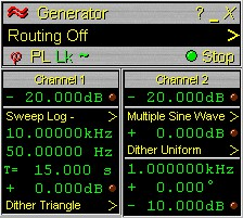 Audio Multi-Channel Generator 5.41 screenshot
