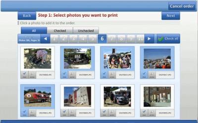 Aurigma Photo Kiosk 7.0 screenshot