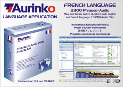 Aurinko - Learn French (OEM) 1.0 screenshot