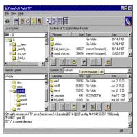 Auto FTP Service 4.8 screenshot