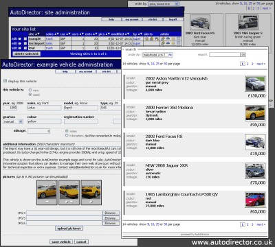 AutoDirector 1.9.1 screenshot