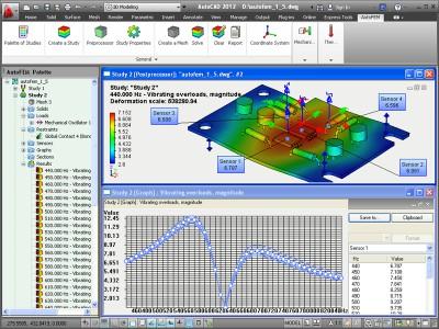AutoFEM Analysis 1.7 screenshot