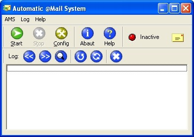 Automatic @Mail System 3.1 screenshot