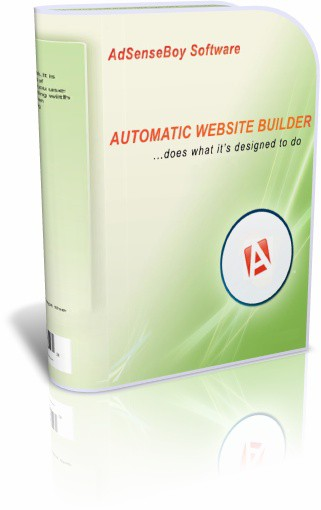 Automatic Website Builder 1.2 screenshot