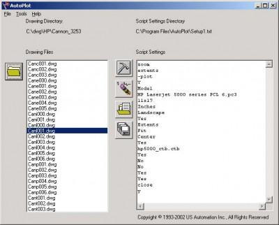 AutoPlot 2.2 screenshot