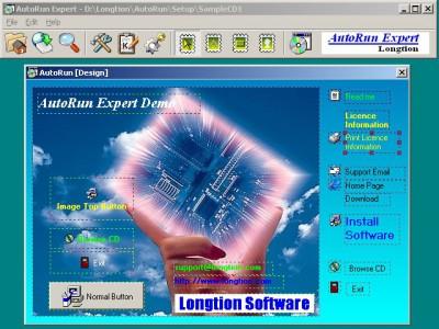 AutoRun Expert 1.2 screenshot