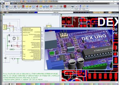 AutoTRAX DEX 9 screenshot