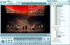 AV DVD Player Morpher 3.0.53 screenshot