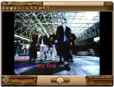 AV Video Karaoke Maker 1.0.50 screenshot