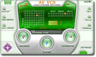AV Voice Changer Software 7.0.62 screenshot