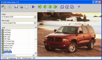 AVD Slide Show 3.1.1.3 screenshot
