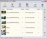 AVI Slide Show 1.7.17.17 screenshot