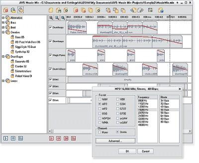 AVS Audio Tools 4.4 screenshot