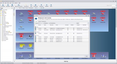 Axence nVision Pro 8.5.2.2110 screenshot