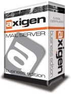AXIGEN Mail Server StartUp Edition 1.2.5 screenshot