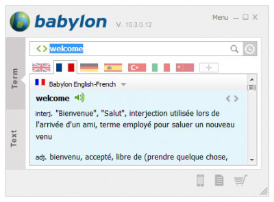 Babylon 10 screenshot